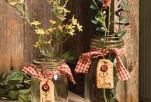 Jars / by Vicki Willis-Scribner