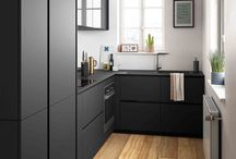 Kitchen - small rooms /             181/5000        Also the small and quirky room deserves a beautiful Scandinavian kitchen design. We think these images provide inspiration for solutions in small spaces. Contact us for a solution to your small space ...
