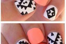 Cute nails / Pretty