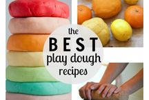 KID ACTIVITIES / Fun activities for kids.  Hoping this list will come in handy for rainy days in the future :)