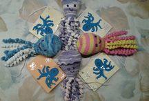Handcraft (knitting & crochet)