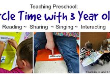 Activities to do with 2 and 3 year olds