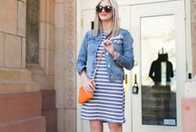 Denim Jacket / This classic piece can create endless looks.  / by Rose Frey