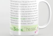 Bonny Lass Creatives / Leenie B Books Bookish Gift Products Store on Society6