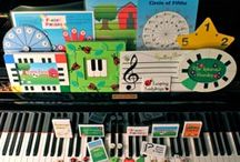 Music Education Resources / by Natalia