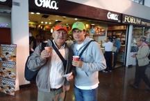 Expedición Virtual - Colombia sabe de café / Así vivió Hernán Valencia y su hijo la eco aventura cafetera por el eje cafetero.