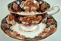 Royal Albert---Heirloom / My Grandmother's Dishes