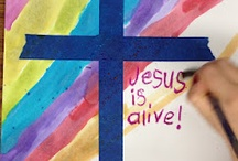 Easter Ideas / by Andrea Kelley