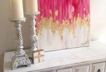 canvas paint ideas