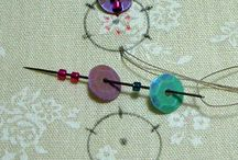 Embroidering sequins Japanese info
