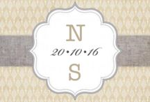 Klassieke trouwkaarten - Classic wedding invitations / Collectie klassieke trouwkaarten van Koningkaart.