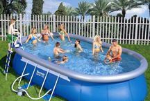 Large Swimming Pool Summer Activity Family Kids Game Fun Outdoor Garden Home Big