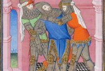 Des cas des nobles hommes et femmes. ca 1410