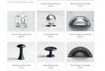 knobs & drawer pulls