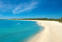 Beautiful Beaches of the Yucatan / Check out some of Mexico's most beautiful beaches!  #Mexico #Beach