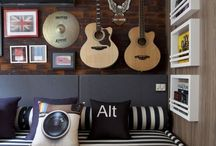 pillows and deco