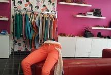Paris à vos pieds : shoes shop / a beautifull shop for girls and women ...the decoration is typicaly parisian ....shoes, dress, short, pants etc and clip shoes ! a crazy shop.... www.pavpshop.com