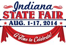 Indiana State Fair / Attractions, news, and events related to the 2014 Indiana State Fair.