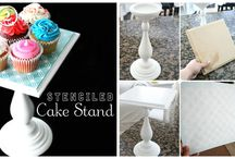 Apothecary Jars & Cake Stands: DIY & Buy It / by Live Like Everyday Is A Party
