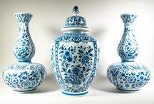 Etsy 'Blue and White Ceramic'