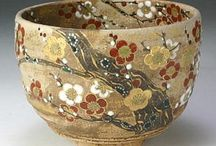 Japanese Pottery,Lacquer & More