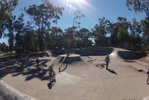 Menia Skatepark (Sydney, NSW Australia) / Shredding the World One Skatepark at a time - Menia Skatepark (Sydney, NSW Australia)  #skatepark #skate #skateboarding #skatinit #skateparkreview