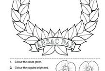Anzac Day crafts