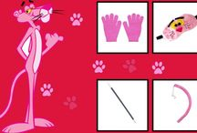 Pink Panther Costume / Find the best selection of pink panther costume , mask and toys here in this Board.
