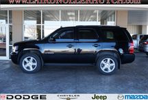 Pre-Owned SUV
