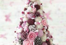 Růžové vánoce