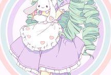 Pastel Girl (Anime)