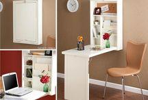 идеи для кухни и как экономить пространство / Экономим пространство в доме.