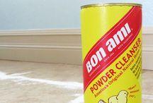 cleaning machine / by Annie Brown