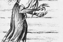 Dark Mythology and Folklore