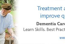 Dementia / Alzheimer's Care Resources / Care planning, care giving resources for individuals with dementia or alzheimer's disease.