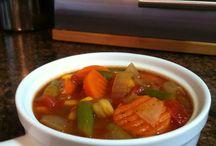soups / by Darlyne Walton