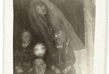 William H. Mumler and Spirit Photography - 2 / Examples of Spirit Photography, a trend that was invited by William H. Mumler where spirits would magically appear in photographs.