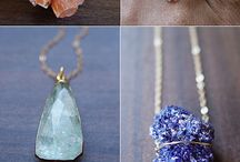 pretty jewellery that I would actually wear.