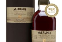 Aberlour single malt scotch whisky / Aberlour single malt scotch whisky