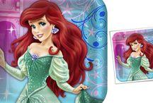 Ariel - The Little Mermaid Party Ideas