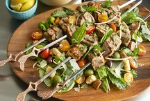 Grilling for Summer 2014 / Whether alfresco on the patio or a picnic in the park, find a contemporary recipe for your grill. / by Dole Salads