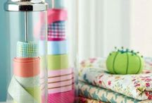 Craft Room Ideas / Craft room decor, organization.