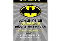 birthdays / parties
