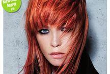 haarkleur model