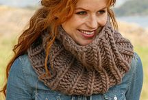 Knitting and Crocheting / by Melissa Keener