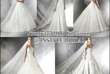 Wedding dresses Sydney / Bridal gowns at InStyle bridal shop Sydney