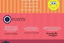 Graphics Design Infographics
