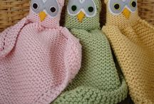 Baby and Kids Crochet / by Lisa Beaver