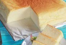 japanes cotton cheese cake