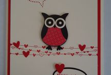 Stampin Up Owl / handmade cards
